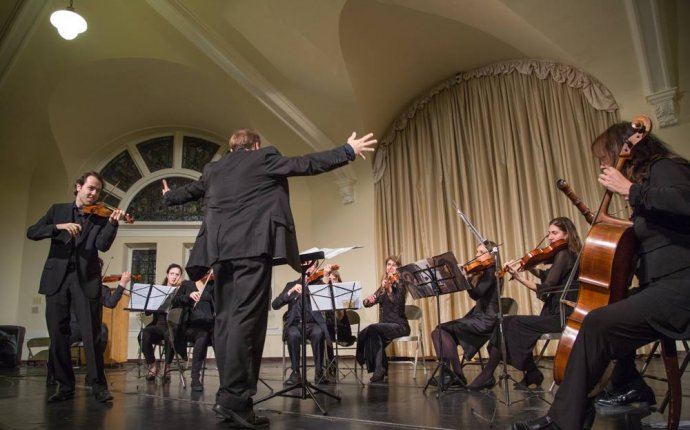 "American Baroque Orchestra Celebrates Father s Day with ""Fathers"