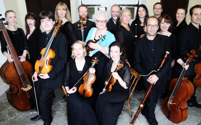 Behind the Scenes: Irish Baroque Orchestra — Final Note Magazine