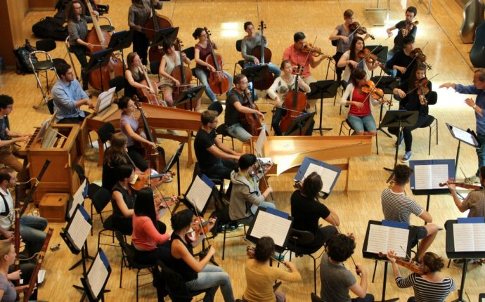 European Union Baroque Orchestra: UK concerts 2016/17 | Creative