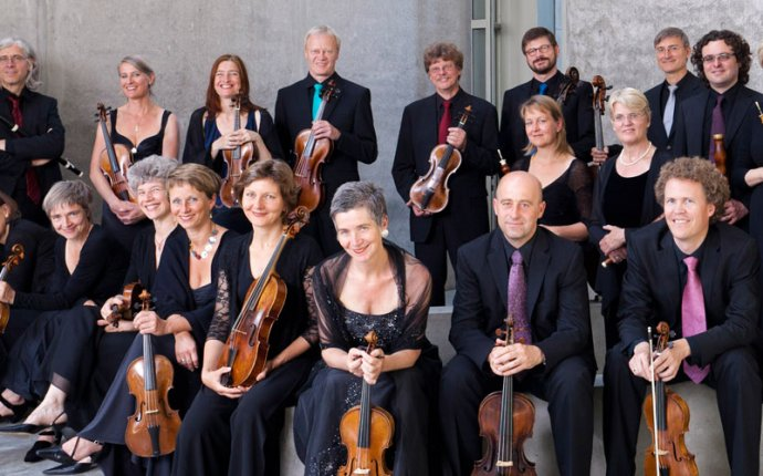 Freiburg Baroque Orchestra with Christian Gerhaher - Cornell