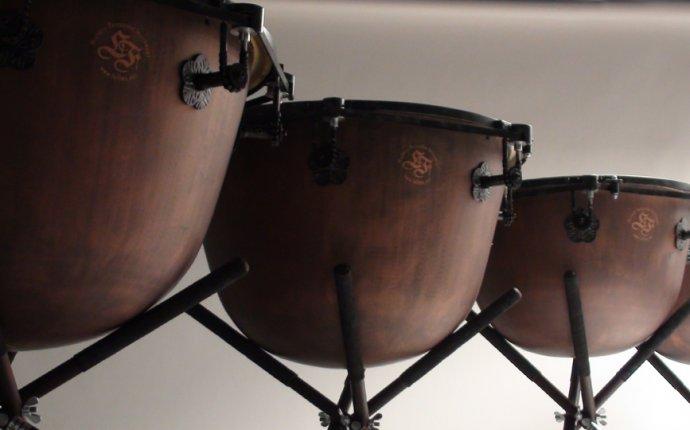 Lefima - Belted Baroque Timpani