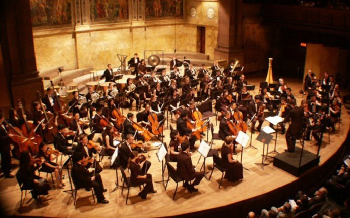 Princeton University Orchestra Performs October 17 & 18, 2014