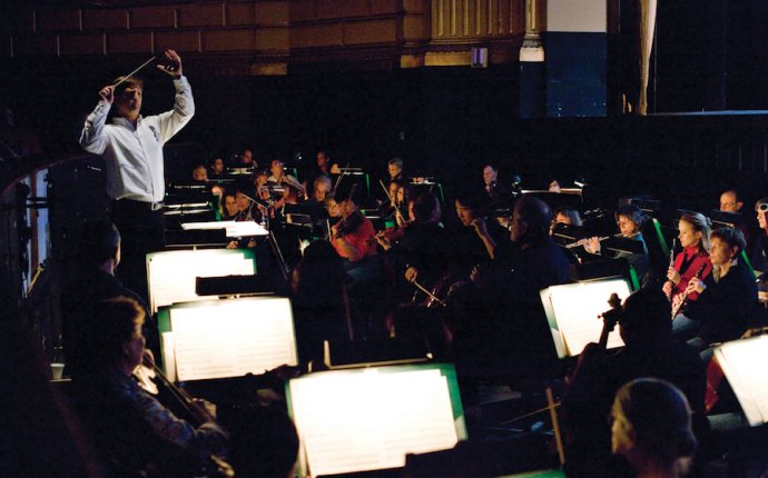 SF Ballet Orchestra In Concert   Musicians of the San Francisco