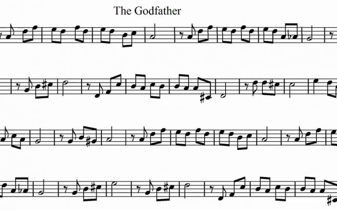 The goodfather Notes. Baroque System Fingering chart.Tablature