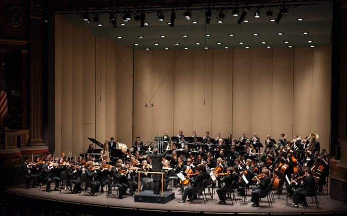 UNCSA Symphony Orchestra to perform on North Carolina tour - UNCSA