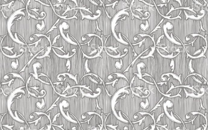 Vintage Baroque Background stock vector art 646176072 | iStock