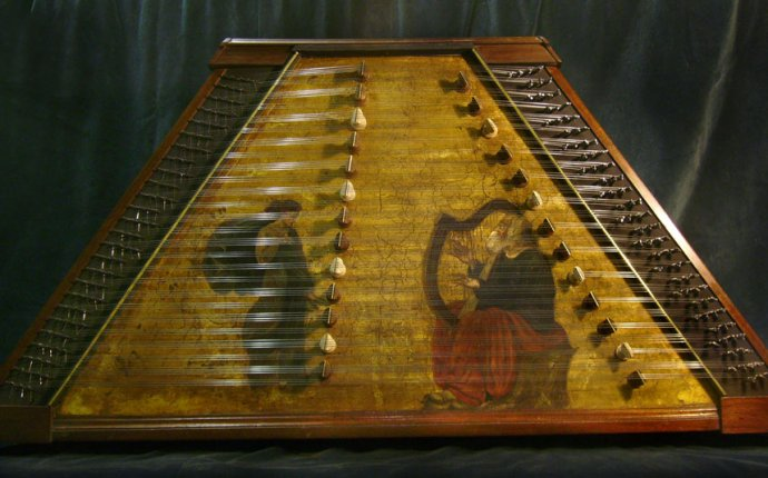 17th century musical instruments