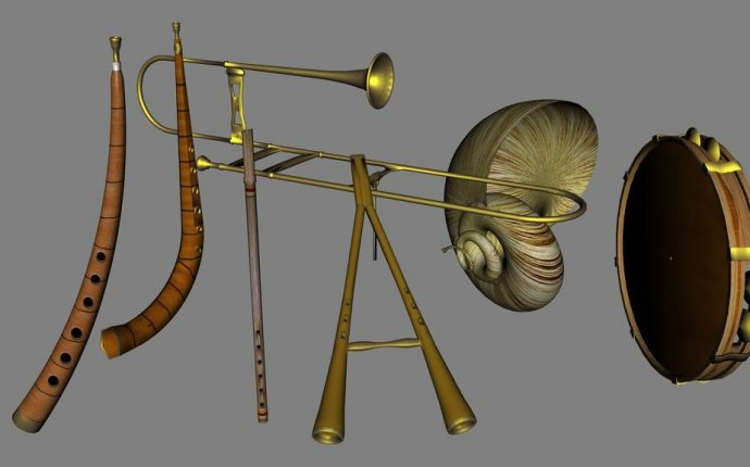 Instruments used in Baroque music