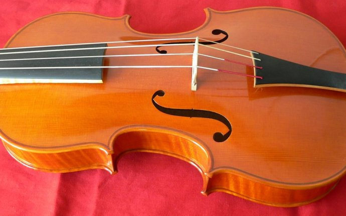 Baroque string instrument