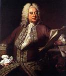 George Frideric Handel, portrait by Thomas Hudson