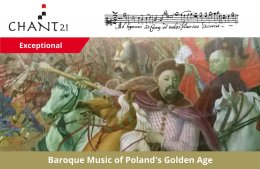 'Quam Felix Curia' (what happy dwelling). Baroque Music of Poland's Golden Age