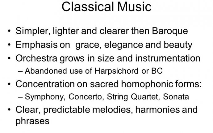 Baroque classical music for concentration